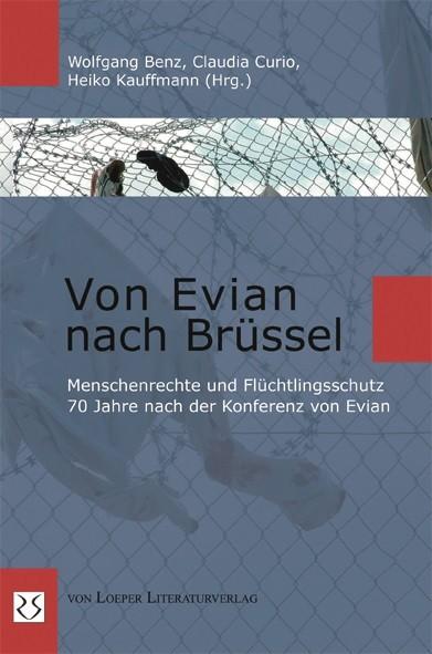 Benz u.a. (Hg.): Von Evian nach Brüssel