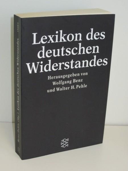 Benz/Pehle: Lexikon des deutschen Widerstandes