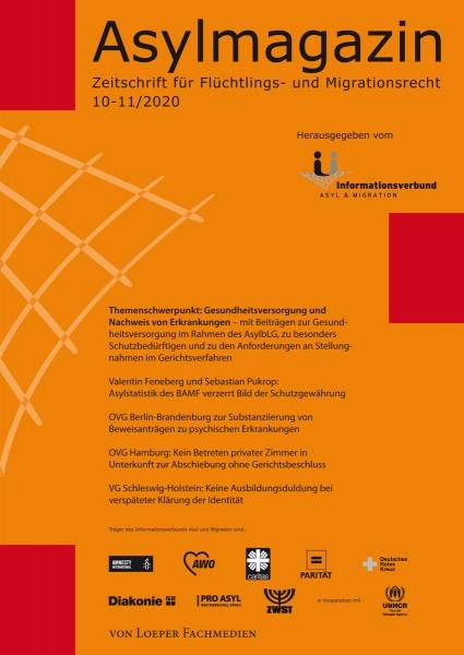 Asylmagazin 10-11/2020