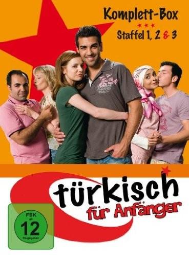 Türkisch für Anfänger (Komplettbox: Staffeln 1-3)