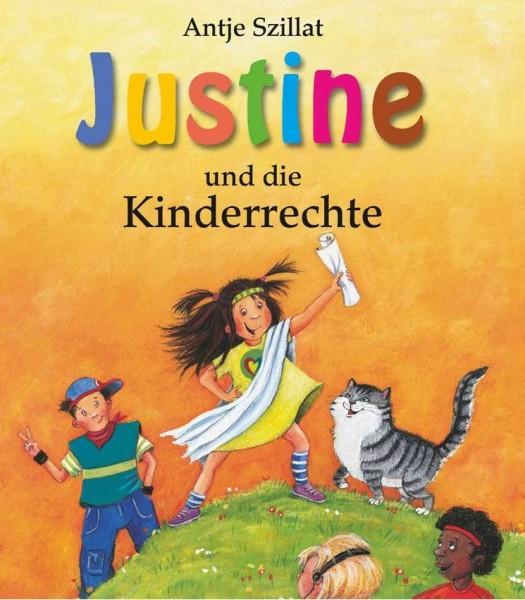 Antje Szillat: Justine und die Kinderrechte