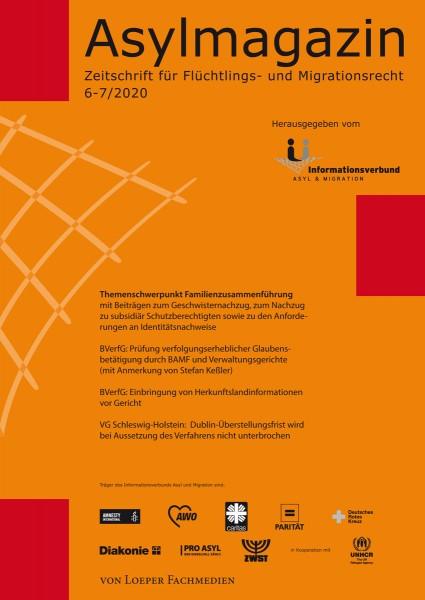 Asylmagazin 06-07/2020