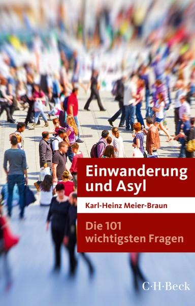 Karl-Heinz Meier-Braun: Einwanderung und Asyl