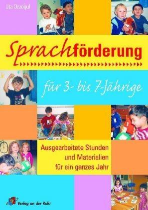 Oezogul: Sprachförderung für 3- bis 7-Jährige