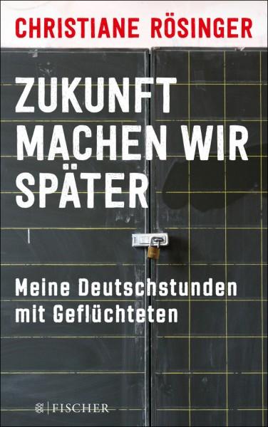 Christiane Rösinger: Zukunft machen wir später