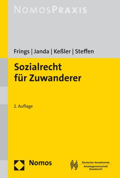 Dorothee Frings u.a.: Sozialrecht für Zuwanderer