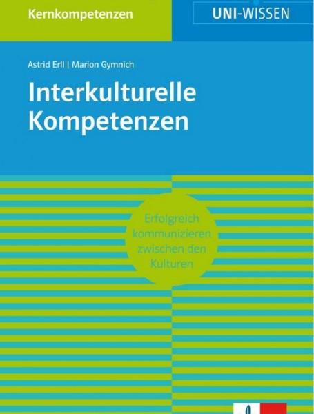 Erll u.a.: Interkulturelle Kompetenzen