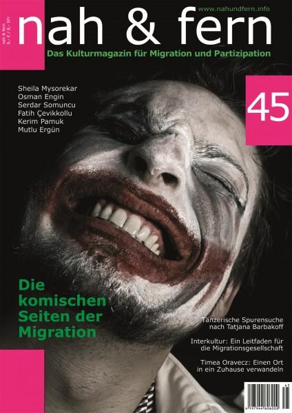 nah & fern 45: Die komischen Seiten