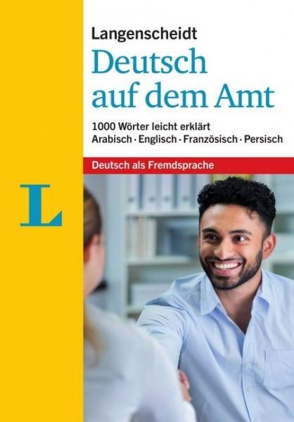 Langenscheidt Deutsch auf dem Amt