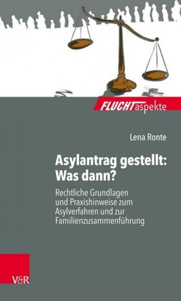 Lena Ronte: Asylantrag gestellt - was dann?