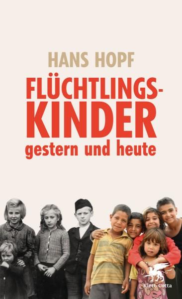 Hans Hopf: Flüchtlingskinder