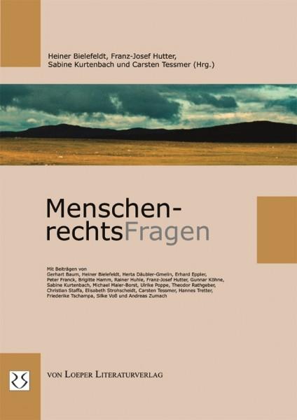 Bielefeldt u.a. (Hg.): MenschenrechtsFragen