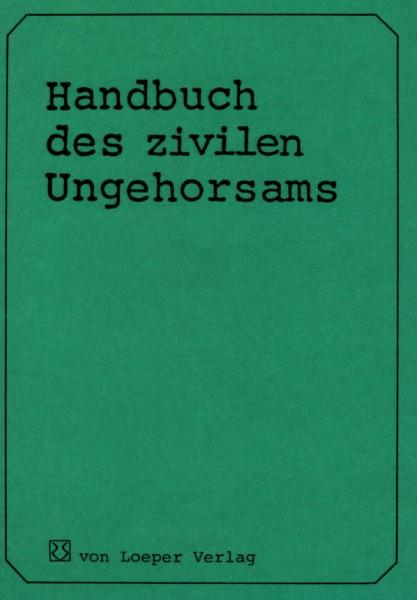 Handbuch des zivilen Ungehorsams